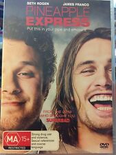 Pineapple Express (Seth Rogen & James Franco) DVD (Region 4 PAL) Free Post!!