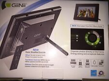 "GiiNii GT701P1 7"" LED Digital Picture Frame Easy Operation"