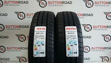 2 X 215/75 16 MAXXIS VANSMART MCV3+ 21575R16 C 113/111R TYRES (A) RATED WET GRIP