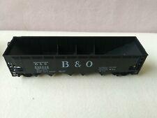 HO Scale Athearn Baltimore & Ohio. B&O 34'  Hopper Hook