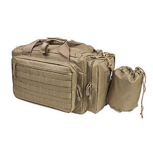 NcStar CVCRB2950T Competition Range Bag  - Tan