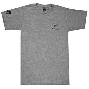 Glock, OEM We Got Your 6 Short Sleeve Shirt, Size 2XL Gray AP95684