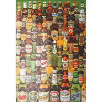 John N. Hansen Beers Jigsaw Puzzle 1000 Pieces Toys Hobbies