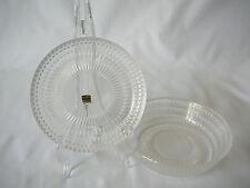 WMF Kristall-Schüsseln & -Schalen der 70er Jahre