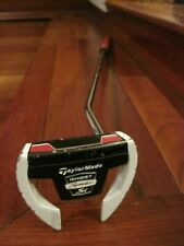"""TaylorMade Ghost Spider Si Counter Balance Putter 35"""" Look"""