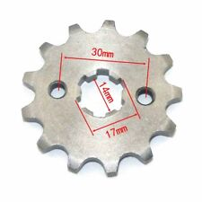 17mm ATV dirtbike 13 Tooth Sprocket Front Coolster Taotao Gio BMS Roketa 13T 420