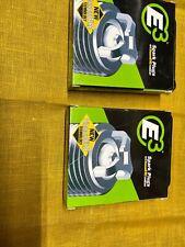 E3 Spark Plugs E3.58 - Set of 8 Spark Plugs -New