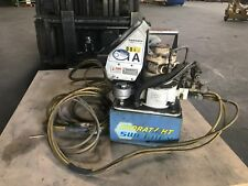 USED Torque Unit 10,000 Max PSI Sweeney Hydratight