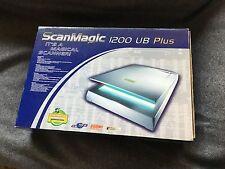 Scanner Scan Magic 1200 UB PLUS