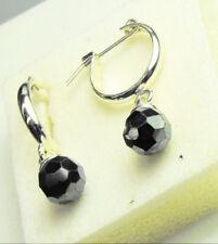 Black Lab-Created/Cultured Fine Jewellery