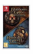 Baldur's Gate Enhanced Edition (Nintendo Switch)