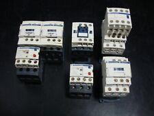 TELEMECANIQUE SQUARE D LC2D09 LRD05 LC1D09 LRD06 LADN40 CAD32