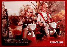 FIREBALL XL5 - Foil Chase Card F3 - EXPLORING - GERRY ANDERSON COLLECTION 2017