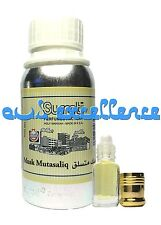 * NUOVO * MUSCHIO mutasaliq by surrati da 3 ml ITR Attar BASE DI OLIO PROFUMO