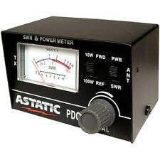 Astatic - SWR / RF METER 24 - 30MHz - 10 Watts - 100 Watts Brand NEW