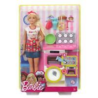 Barbie pasticcera Mattel con accessori