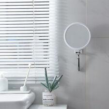 360 Rotation Bathroom Cosmetic Mirror Suction Cup Bath Fogless Makeup Mirrors