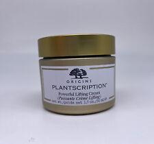 ORIGINS PLANTSCRIPTION POWERFUL LIFTING CREAM 1.7oz/50ml Full Size