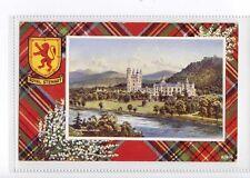 (Sa851-100) Balmoral Castle ,c1920 ,unused ,VG