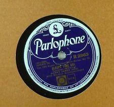 "10"" Schelllack - Harry James - Memphis Blues / Sleepy Time Gal - A23"