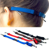 Glasses Strap Neck Cord Sports Eyeglasses String Sunglasses Rope Band Holder 1Pc