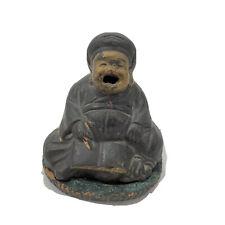 Vintage Buddha Incense Burner - Made in Japan -