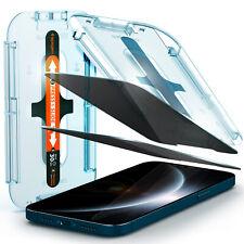 IPhone 12 12 Mini 12 Pro Max protector de pantalla | Spigen ® [GLAS. TR EZ ajuste de privacidad]