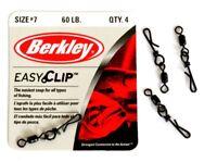 Berkley Mc Mahon Easy Clip - Wirbel mit Schnellverschluss, von 30lb bis 80lb