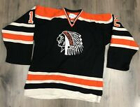 Vintage Stall and Dean Massbay Hockey Jersey Size 48 XL