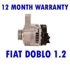 Fiat Doblo 1.2 2001 2002 2003 2004 2005 2006 2007 2008 - 2015 Alternador