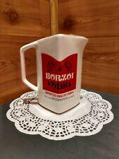 Used Borzoi Dry Imperial Vodka 24 Oz. Ceramic Pitcher