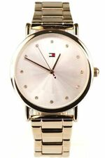 Tommy Hilfiger Women's Watch Rose Gold Pink Stainless Steel Band 1781901