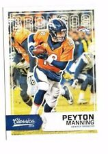 Peyton Manning 2016 Panini Classics, Football Card!!!