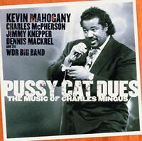 PUSSYCAT DUES - MAHOGANY KEVIN/WDR BIG BAND [CD]