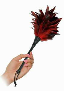Pipedream Kitzelfeder Tickle Feder zur Entspannung Streicheln Frisky Feather