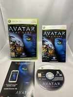James Cameron's Avatar: The Game (Microsoft Xbox 360, 2009) Complete With Manual