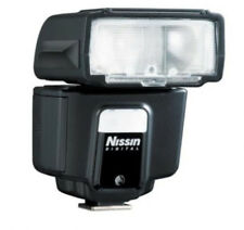 Flash e accessori Nissin per fotografia e video per Olympus