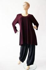 Locker sitzende Damenblusen, - tops & -shirts im Tunika-Stil MAGNA