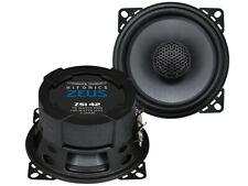 Hifonics Zeus ZSI-42 120 Watt 10cm 2-Wege Auto Lautsprecher Boxen 100mm Koax