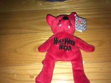 Hollywood Hulk Hogan WCW/NWO Wrestling Beanie Wolfpack Bear