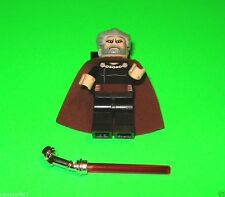 Lego Star Wars figuras # Conde Dooku-Sith de set 7752 # = top!!!