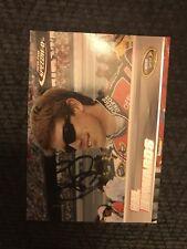 Carl Edwards signed Nascar Trading Card Autographed