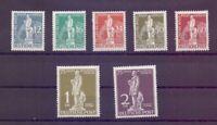 Berlin 1949 - Weltpostverein - MiNr. 35/41 postfrisch** - Michel 750,00 € (612)