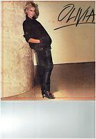 EUROVISION OLIVIA NEWTON JOHN LP ALBUM TOTALLY HOT