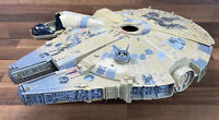 Star Wars Millenium Falcon 1995 Tonka Incomplete & Sun Dyed