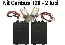 KIT LUCI LED Canbus T20 12V 2pcs