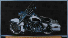 "23"" X 44"" Motorcycle Panel Route 66 American Dream Cotton Fabric Panel D482.12"