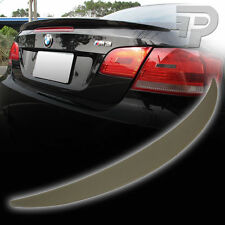 UNPAINTED BMW 3 SERIES CONVERTIBLE E93 REAR BOOT TRUNK SPOILER WING 08