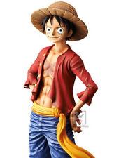 Official One Piece Grandista The Grandline Men figure  Monkey D. Luffy BANPRESTO
