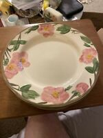 Franciscan Desert Rose 10 3/4 Dinner Plate Made In  England